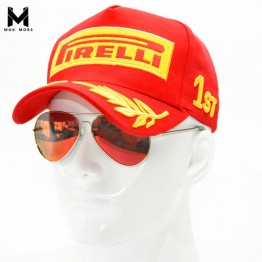 Racing Cap Baseball Cap Black F1 Style Hats For Men Car Motorcycle Racing