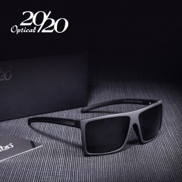 Brand Classic Black Polarized Sunglasses Men Driving Sun Glasses