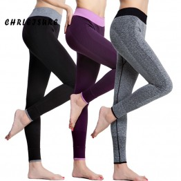 Women Leggings Spandex Slim Elastic Comfortable High Waist Super Stretch Workout Sporting Leggings