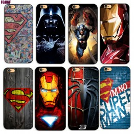 Deadpool/iron Man/ Marvel Avengers KingKong Star Wars  Phone Hard Plastic Case Cover