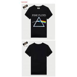 Brand rock t shirt Top Tees Pink Floyd 3D