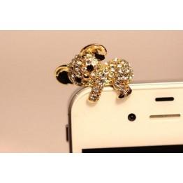 Koala Cute Dust Plug 3.5mm Headphones Gadgets Stubs For Iphone 6 5s For Samsung