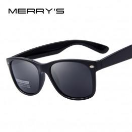 Polarized Sunglasses Classic Men Retro Rivet Shades