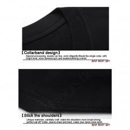 Black  led zeppelin brand hip hop cotton t-shirt