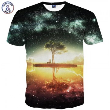 Space Galaxy T-shirt32584847938