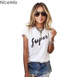 Women T-shirt Print
