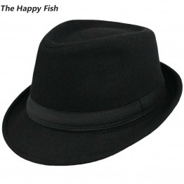 Original Unisex Wool Fedora Hat