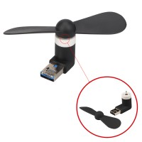 Summer Cooling Universal Mini Micro Usb Fan