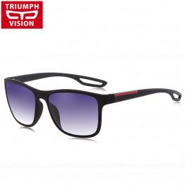 Black Square Sun Glasses