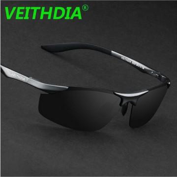 Aluminum Magnesium Brand Designer Polarized Sunglasses Glasses
